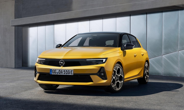 Opel Astra L 2022