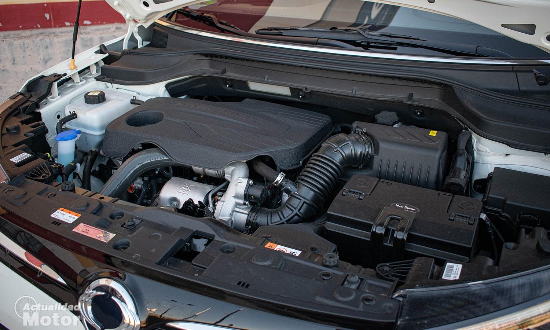 Prueba SsangYong Tivoli Grand G15T motor gasolina