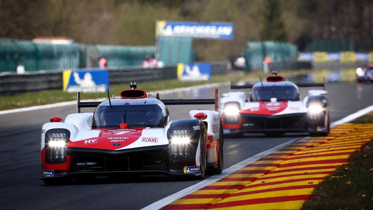 Toyota Hypercar 24 Horas de Le Mans