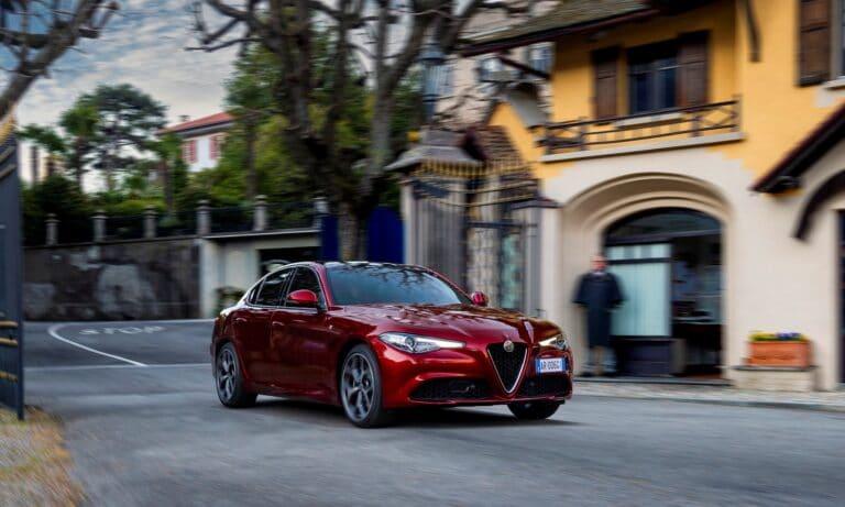Alfa Romeo Giulia 6C Villa d'Este