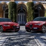 Alfa Romeo Giulia 6C Villa d'Este vs Alfa Romeo Stelvio 6C Villa d´Este