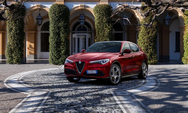 Alfa Romeo Stelvio 6C Villa d´Este