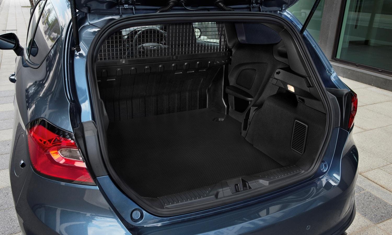 Ford Fiesta Van 2022
