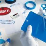 Gillette & Bugatti Special Edition Heated