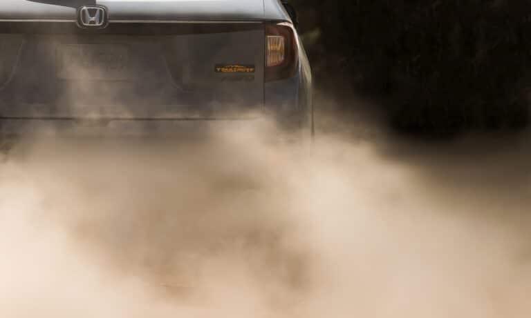Honda TrailSport Teaser