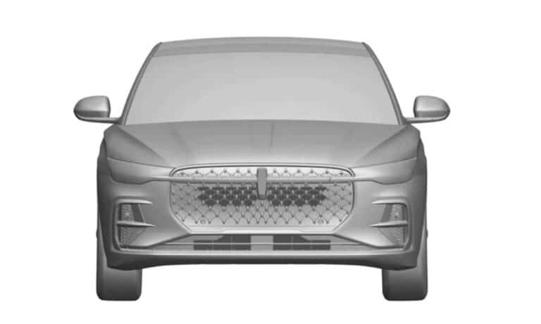 Lincoln Zephyr patent