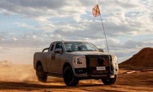 New Ford Ranger - #NextGenRanger - Tested to the Extreme