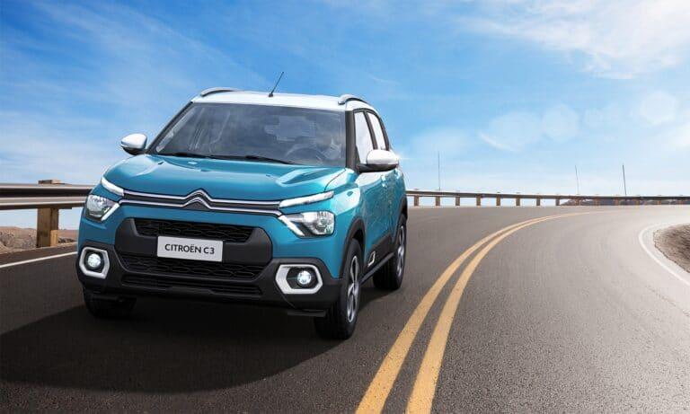 Novo Citroën C3 Brasil - Mercosur