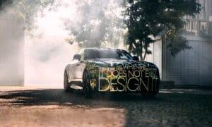Rolls Royce Spectre Electric Vehicle Teased