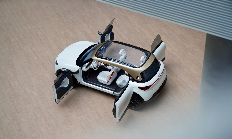 Smart Concept # 1 IAA Múnich