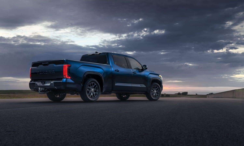 Toyota Tundra Platinum 2022