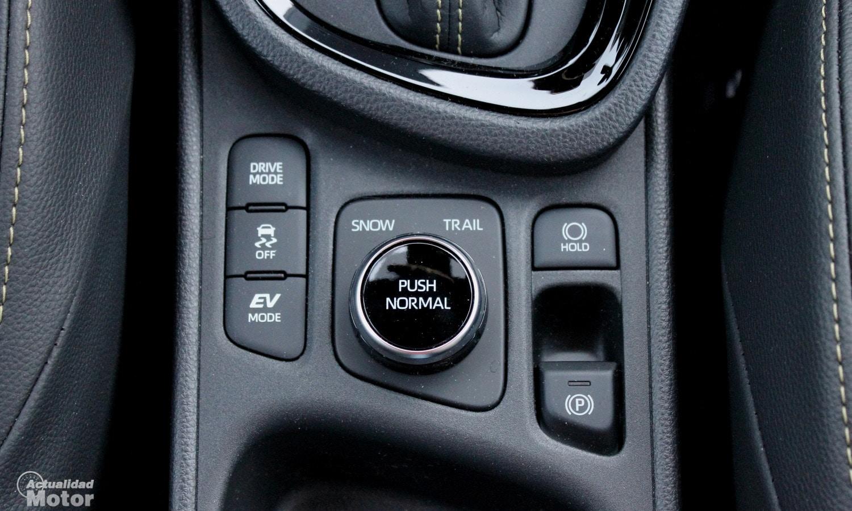 Prueba Toyota Yaris Cross hybrid 4x4