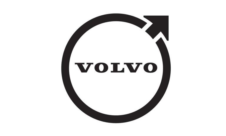 Volvo logo 2021
