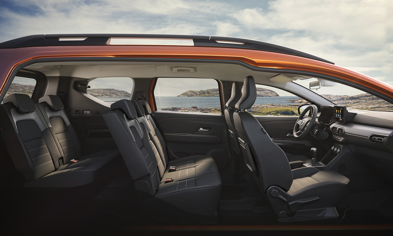 Dacia Jogger interior