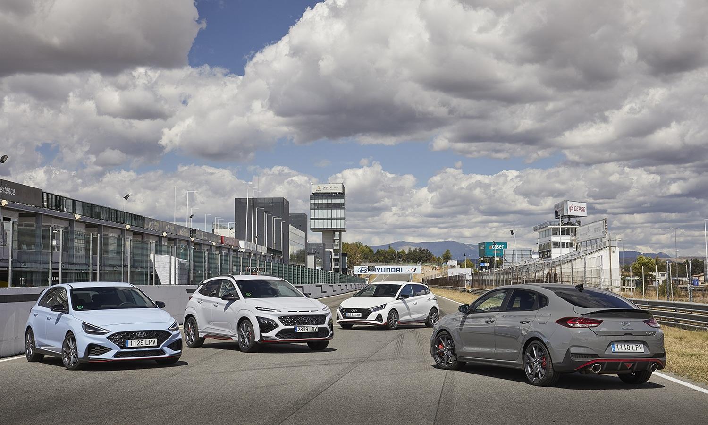 Hyundai N gama precios