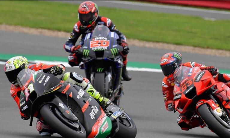 MotoGP Aragón Motorland 2021 horarios y cómo ver