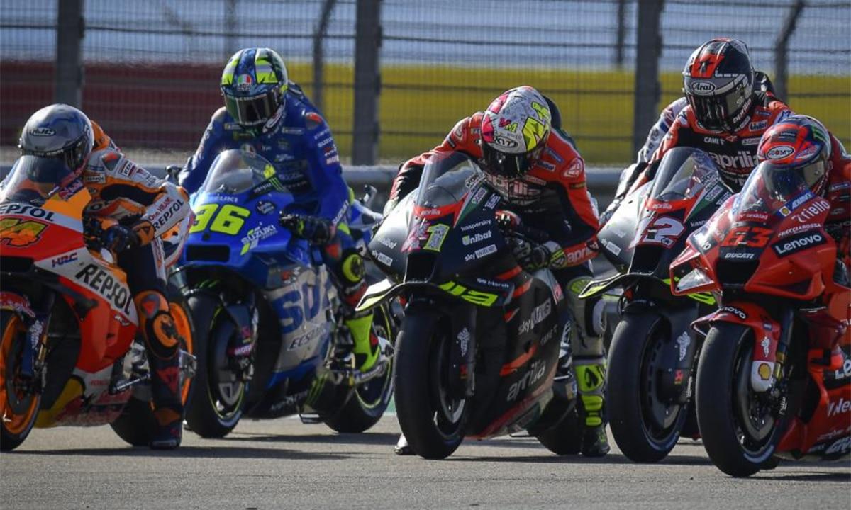 Horarios MotoGP Misano San Marino 2021
