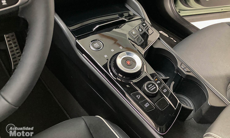 Kia Sportage consola central