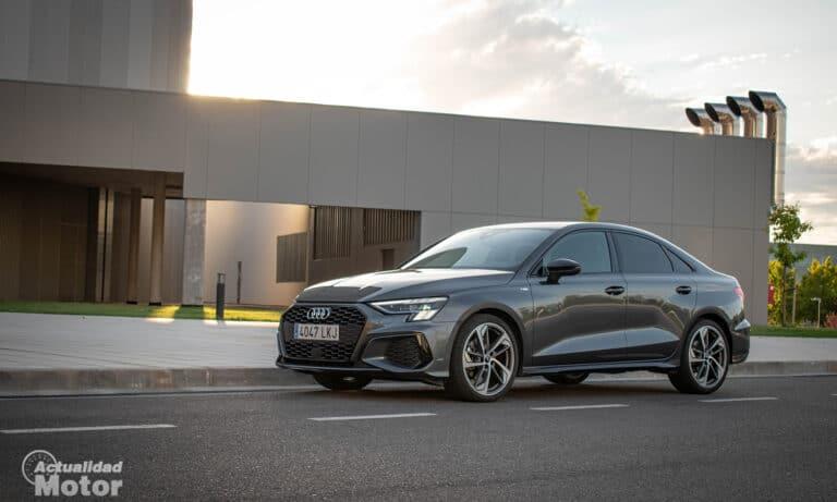Prueba Audi A3 Sedán