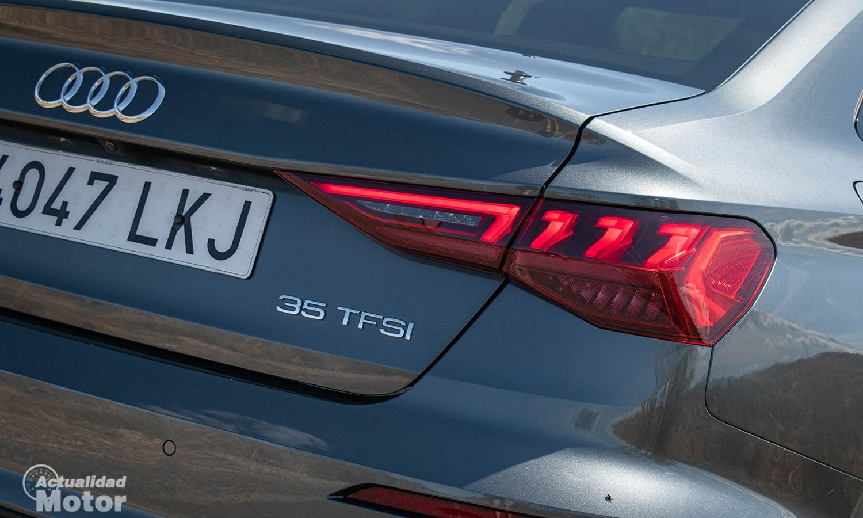 Prueba Audi A3 Sedán 35 TFSI gasolina 150 CV