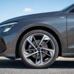 Prueba Audi A3 Sedán llantas 19 pulgadas Audi Sport