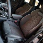 Prueba Audi A3 Sedán asientos opcionales