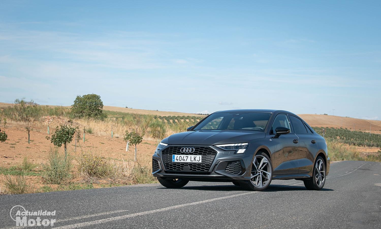 Prueba Audi A3 Sedán 150 CV gasolina
