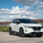 Prueba Nissan Qashqai DIG-T 158 CV mild hybrid Tekna+