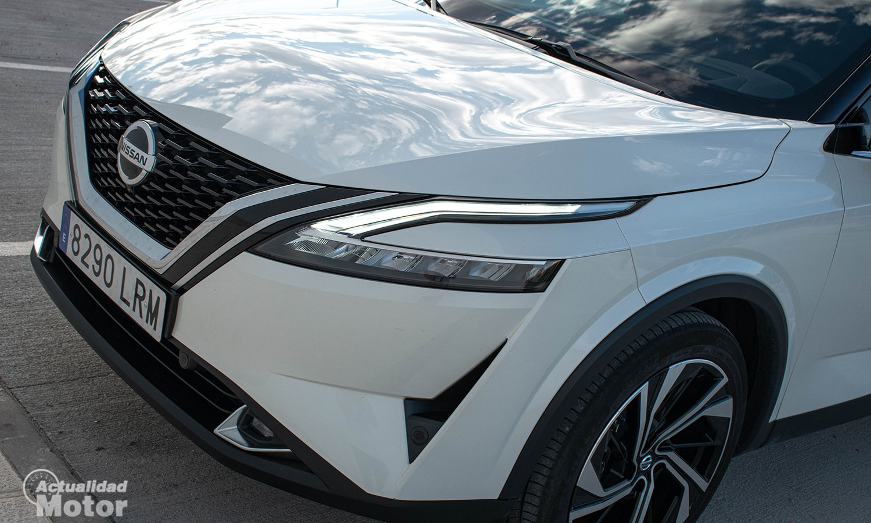 Precio Nissan Qashqai 2021 158 CV