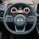 Prueba Nissan Qashqai volante