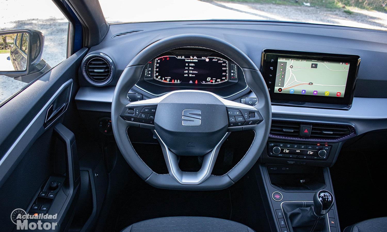 Prueba Seat Ibiza volante