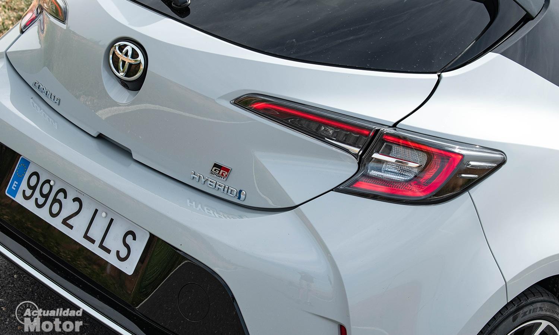 Pilotos traseros Toyota Corolla