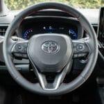 Prueba Toyota Corolla GR Sport volante