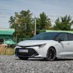 Prueba Toyota Corolla GR Sport 180H