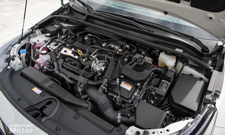 Prueba Toyota Corolla GR Sport motor 180H