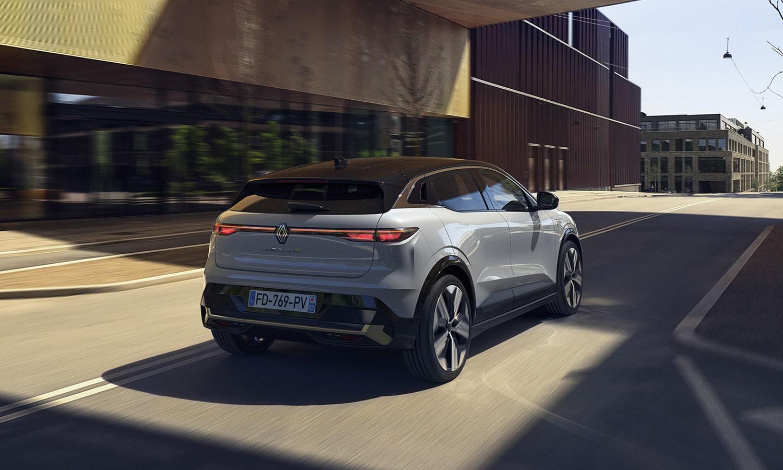 Renault Mégane Eléctrico