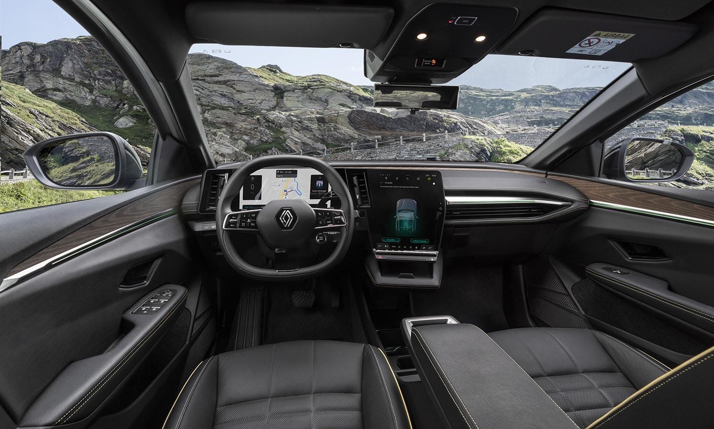 Renault Mégane E-Tech interior