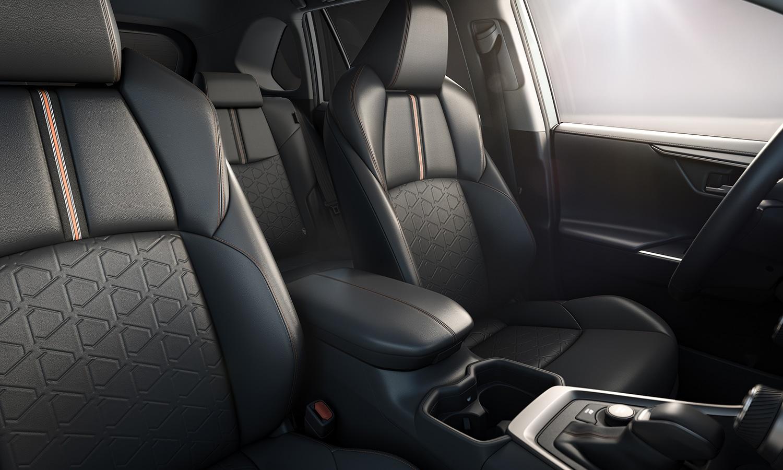 Toyota RAV4 Adventure asientos