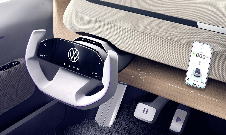 Volkswagen ID. Life volante
