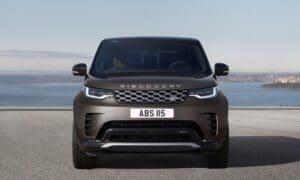 Land Rover Discovery Metropolitan