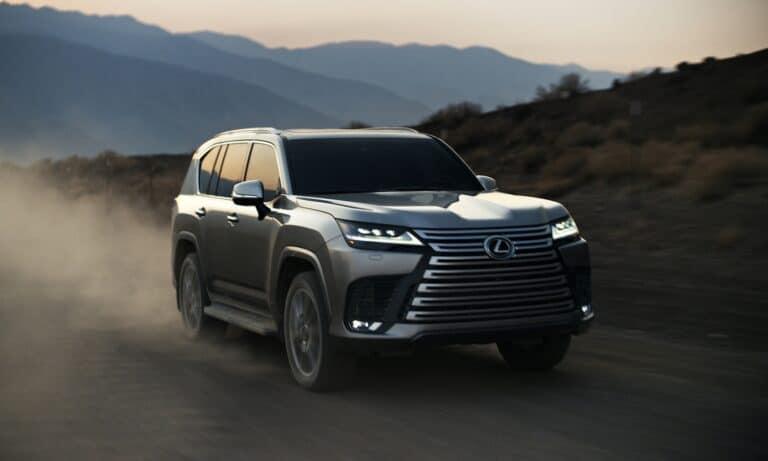Lexus LX 600 Ultra Luxury 2022