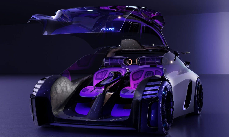 MG MAZE - SAIC Design