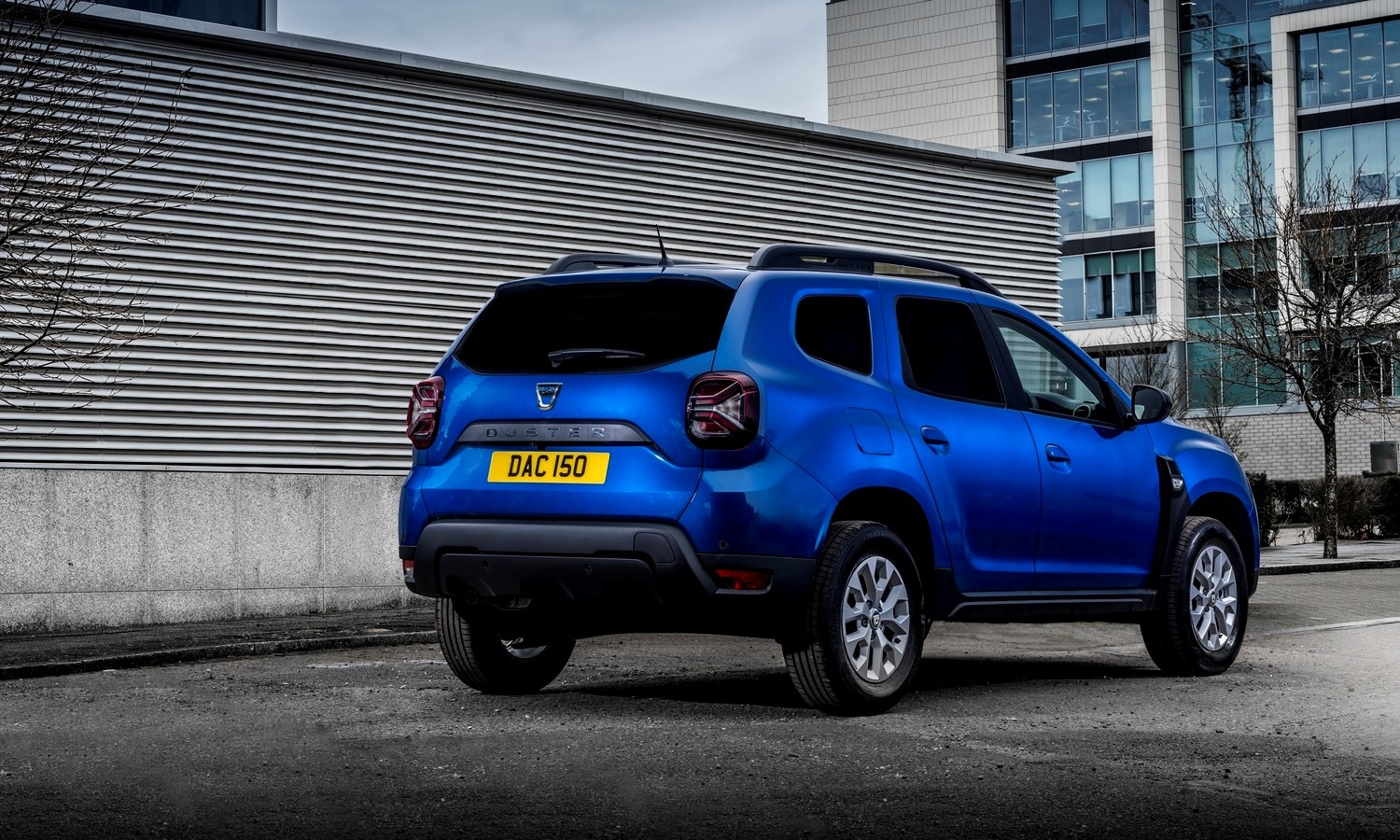 New Dacia Duster Commercial