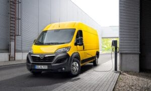 Opel Movano-e 2022