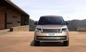 Range Rover Fifth Generation 2022