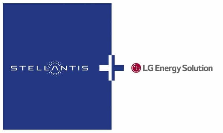 Stellantis + LG Energy Solution batery factory