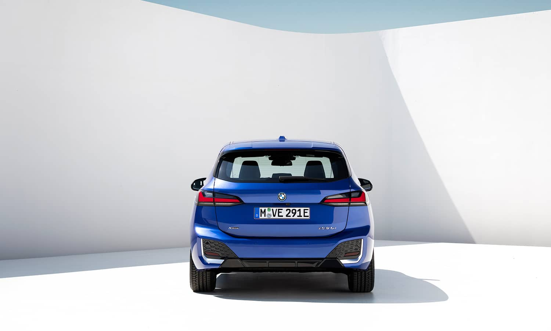 BMW Serie 2 Active Tourer trasera