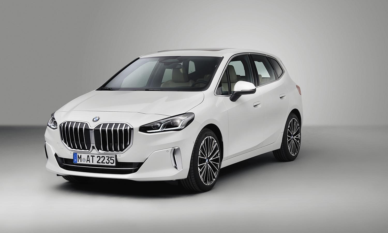 BMW Serie 2 Active Tourer perfil
