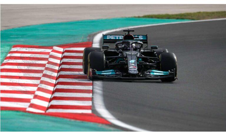 GP de Turquía de F1 2021 Hamilton
