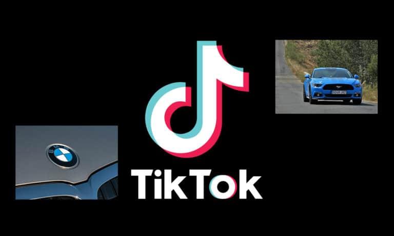 Los coches más famosos de Tik Tok